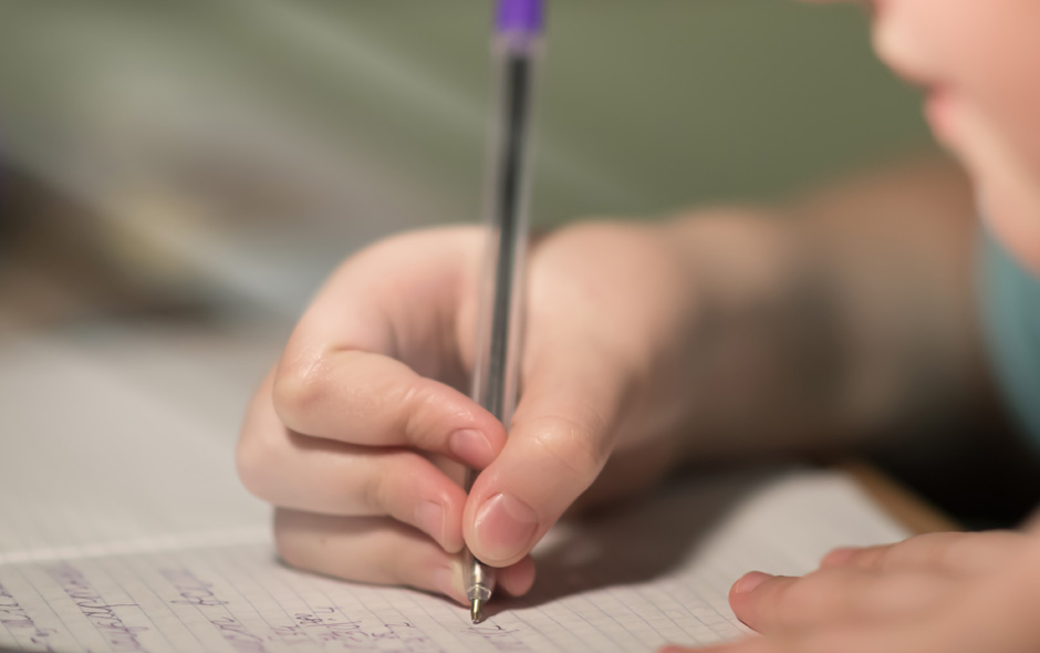 Im Unterricht eigene Texte verfassen – ein (schönes) Beispiel