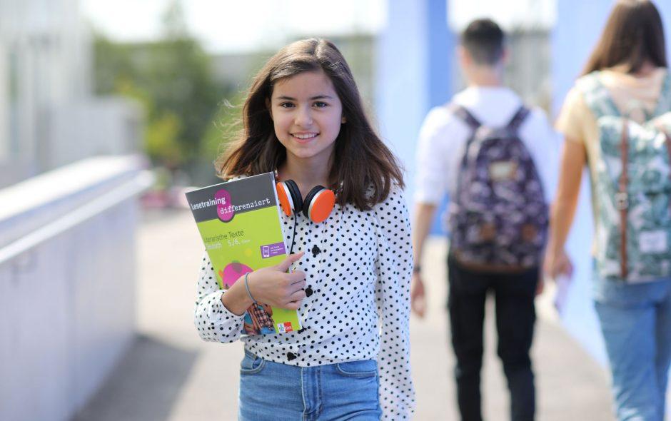 """Kirsten Boie: """"Kinder müssen mehr lesen"""""""