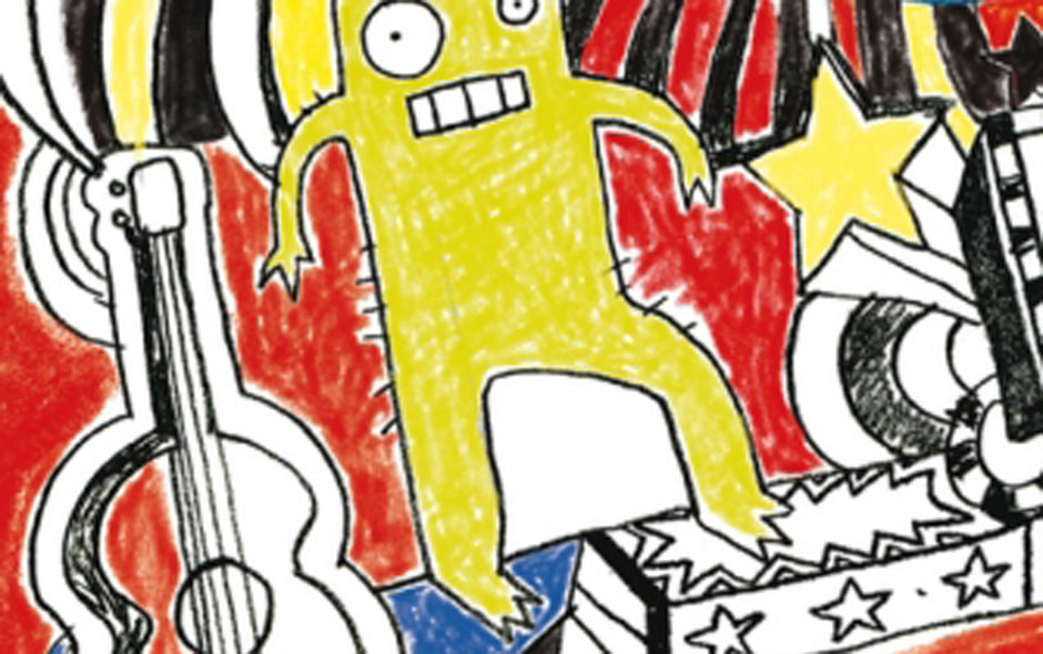 The brilliant world of young writers, doodlers, detectives and readers