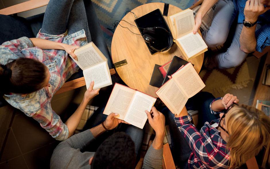 Wer liest, hat immer recht | Bilder im Kopf: Lesen als individueller Akt